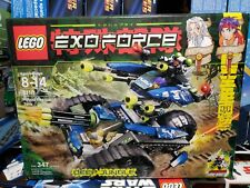 Lego Exoforce 8118 Hybrid Rescue Tank new in factory sealed box