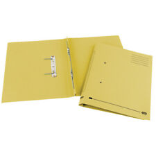 Elba 100090163 Spirosort Spring Files Foolscap 285 GSM 36 Mm Capacity - Pack
