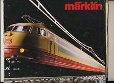 Catalogue Trains Marklin 1983 1984 AVEC prix-prices FRENCH EDITION FRANCAISE