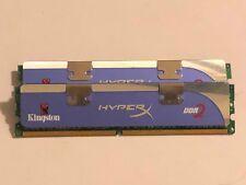 Kingston HyperX 2GB (2x1GB) DDR2-800 PC2-6400U (KHX64002ULK2/2G) Desktop Memory
