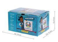 Panini - EURO 2020 Sticker Preview - Sammelsticker - 1 Display 120 Tüten