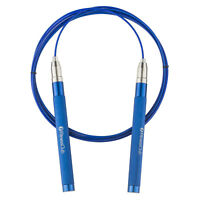 10ft SelfLocking Jump Rope Fitness Boxing Crossfit Training Bearing Jumping Rope
