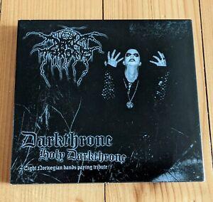 Darkthrone Holy Darkthrone (Tribute) CD *Satyricon*Enslaved*Emperor*Immortal*