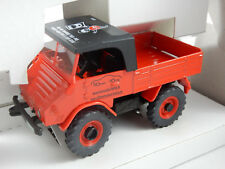 Siku Unimog 411 in rot - Sondermodell SSC 2018 - nur 70 Stück! - Farmer Serie