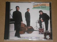 CHICK COREA AKOUSTIC BAND - CD COME NUOVO (MINT)