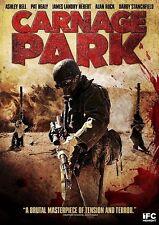 Carnage Park.. (DVD, 2016)... NEW