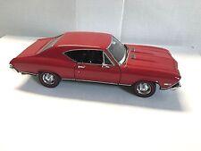 Danbury Mint Replica 1968 Chevrolet Chevelle SS-396 Dave Schultz Collection
