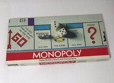 Monopoly Board Game Parker Brothers Real Estate Trading 1973 No.9