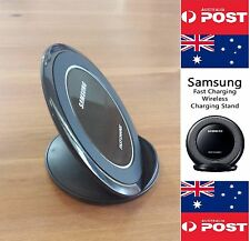 Qi FAST CHARGER DOCK STAND IN RETAIL BOX SAMSUNG OEM OVERSEAS VERSION - Local !