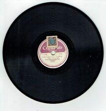 78T 17cm Orchestres MAQUILTY & GANDINO Pygmo Disque PETRONELLA -CRYSTALATE 1039