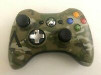 Xbox 360 Wireless Controller Camouflage