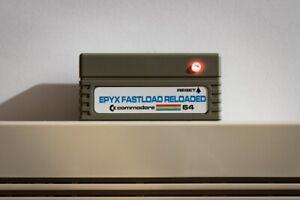 Epyx Fastload RELOADED - Disk & SD2IEC Turbo loader Cartridge C64 C128 C128d