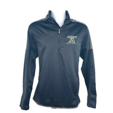 Under Armour Mens 1/4 Zip Pullover Size Xl Black Army Black Knights Logo
