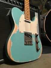 Relic Telecaster Custom Electric Guitar Worn Wilkinson Vintage Voice Pickups