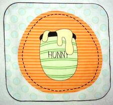 "9"" Disney pooh honey hunny pot nursery wall safe fabric decal cut out"