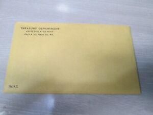 1961 US Silver Proof Set _ UNOPENED Sealed in Envelope