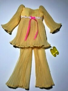 1970 VINTAGE ORIGINAL MOD BARBIE #1465 LEMON KICK