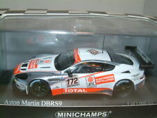 1/43 ASTON MARTIN DBRS9 2009 SPA 24HR #112 , MINICHAMPS LTD ED