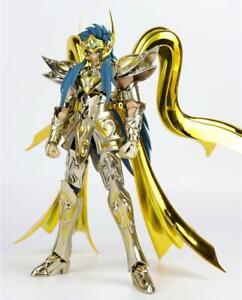 Great Toys Saint Seiya Myth Cloth SOG EX Aquarius Verseau Camus Action Figure