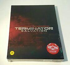 TERMINATOR SALVATION Blu-ray STEELBOOK [KIMCHIDVD] FULLSLIP A2 [KOREA] #074/900