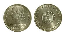 pcc1844_5) Germany 1929 D Weimar Republic 3 Reichsmark