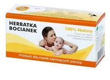 Organic Tea Breastfeeding Nursing Women Mother 20 Teabags INCREASE BREAST MILK
