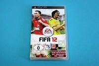 Playstation Portable PSP Spiel - FIFA 12 - Komplett in OVP