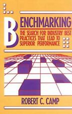 Benchmarking: The Search for Industry Best Practices that Lead to Superior Perfo