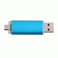 New 16 GB Micro USB & USB 2 in 1  Pendrive OTG Flash Drive Memory Stick 16G #452