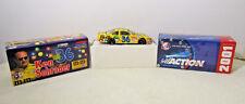 Action Nascar Ken Schrader #36 M&M Yellow Diecast 2001 Grand Prix Racecar 1:24
