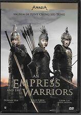 DVD ZONE 2--AN EMPRESS AND THE WARRIORS--SIU TUNG/YEN/CHEN/LAI