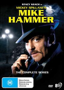 Mickey Spillane's Mike Hammer - Complete Series (DVD 8-Discs) Region 4