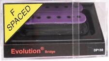DiMarzio DP159 Evolution Bridge Humbucker Pickup~Violet~F-Spaced~USA~Brand New