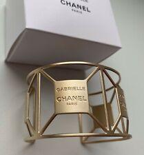 CHANEL bracelet gold GABRIELLE VIP GIFT
