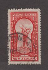 New Zealand - 1935 Semi Postal.. Sc. #B8, SG #576. Used