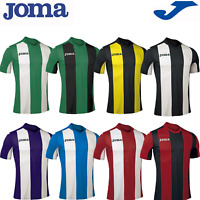 JOMA FOOTBALL SHIRT KIT TEAM TOP KIDS CHILDRENS BOYS MENS SOCCER JERSEY - PISA