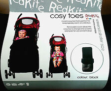 Red Kite Universal Cosy Toes Pushchair & Stroller Footmuff - Black * GET YOURS *