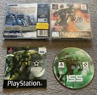 ISS Pro Evolution PS1 PS2 PS3 PAL Black Label Complete