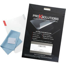 Pro K Solutions HTP Anti-Glare Screen Protector for Sound Devices PIX260i