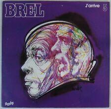 Raymond Moretti  33 tours Jacques Brel Volume 5