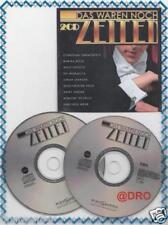 DAS WAREN NOCH ZEITEN + CD + Deutsche Oldies Schlager +