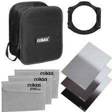 Cokin Z Pro Graduated Grey Filter Kit U960 Z121L Z121M Z121S Z306 BZ100 Holder