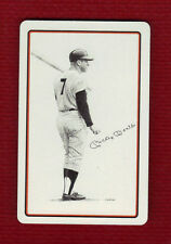 MICKEY MANTLE 1978 Landsman Playing Card Sports Deck Division Yankees ONE CARD