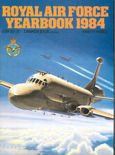 RAF YEARBOOK 1984 STRIKE COMMAND / NIMROD AEW / RAF STANLEY FALKLANDS / METEOR