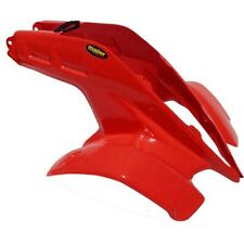 Maier  HONDA TRX 250R *FIGHTING RED* OEM COLOR PLASTIC FENDERS PLASTICS Set