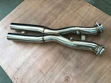 STAINLESS STEEL CATBACK EXHAUST X-PIPE FOR 05-13 CHEVY CORVETTE C6 LS2/LS3 V8