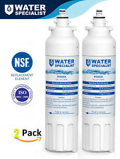 WS RWF3500A Water Filter Compatible with LG LT800P ,ADQ73613401 Twin Pack
