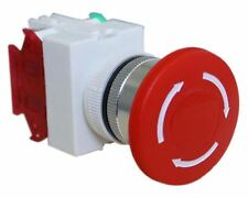 Emergency Stop Button Switch Push Button Mushroom PushButton