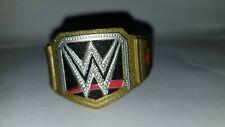 WWE World Heavyweight Championship Belt Accessory Bronze Gold
