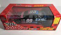 Jeff Burton #99 Exide 1996 Racing Champions 1:24 NASCAR Ford T-bird Race Car